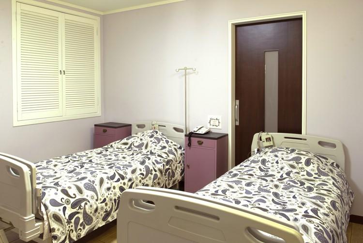 3층수액치료,회복실