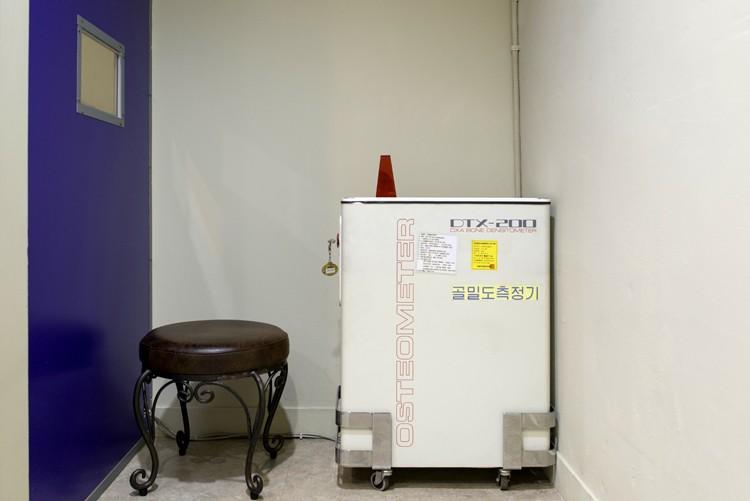 골밀도측정기